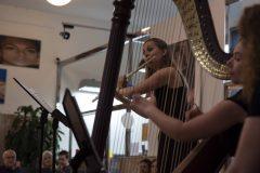 koncert Vážný zájem v Radosti, foto Kristýna Dvořáková