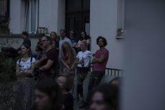 prohlídka Braasi factory a koncert Vážný zájem, foto Kristýna Dvořáková